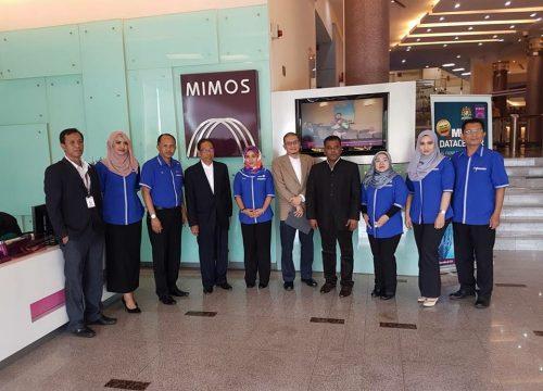 Kerjasama Strategik antara PMH dan MIMOS Berhad