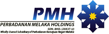 Perbadanan Melaka Holdings Sdn Bhd Logo